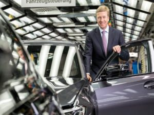 Oliver Zipse has been chosen as the new Chairman of the Board of Management of BMW AG.