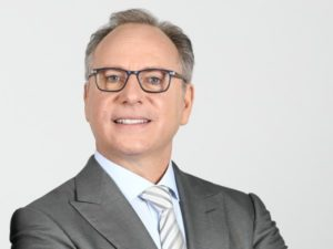 Lionel Reina, the new member of APO Group's company board.