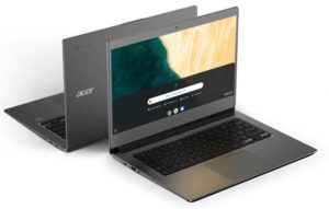 Acer, Google partner to offer local enterprise Chromebook solution