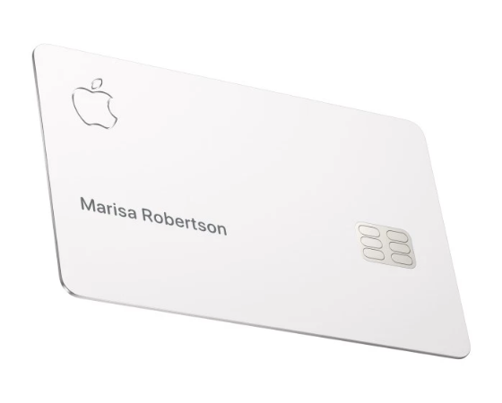 Apple launches its digital credit card