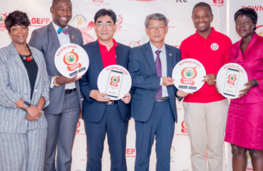 KT, announced the launch of the Global Epidemic Prevention Platform (GEPP) in Ghana