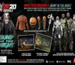 "2K Games unveils all the content arriving in ""Bump in the Night,"" the first of 4 content packs collectively titled ""WWE 2K20 Originals."" Image sourced from WWE 2K20."