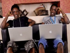 Chid Nwaogu (left) and Chika Nwaogu (right), Founders of Publiseer. Image sourced from National Business Extra.