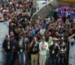 Image of attendees at E3 2018. The recent ESA leak is said to have compromised the information of over 2,000 media personnel and content creators. Image sourced from E3 Expo.