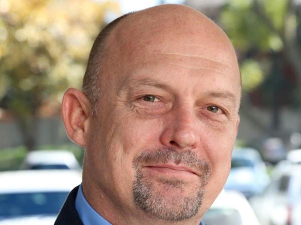 Hayden Sadler, Country Manager for Infinidat South Africa.