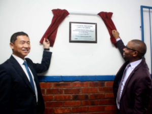 South African school gets high-tech computer centre