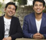 Meesho Co-Founders Sanjeev Barnwal (left) and Vidit Aatrey (right). Image sourced from Meesho.