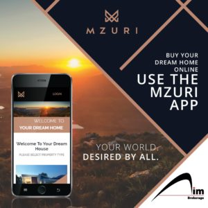 AIM Brokerage recently announced the launch of the Mzuri app, a real estate application available for smartphones.