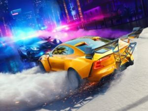 Electronic Arts and Ghost Games reveal the newest Need for Speed game: Need for Speed Heat. Image sourced from Twitter.