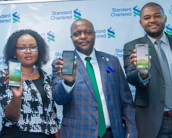 Standard Chartered Bank voted best consumer digital bank in Kenya