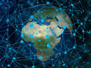 Connecting Africa using Television white space