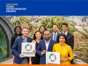 Nigerian startup up for Unilever Young Entrepreneurs Awards