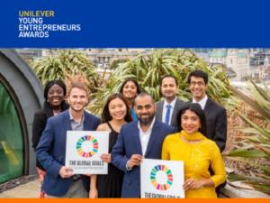 Nigerian startup up for Unilever Young Entrepreneurs Awards