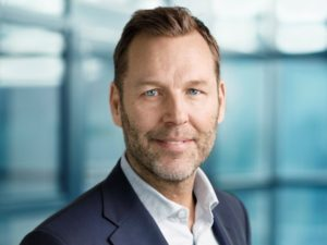 President and CEO of Telia Company AB, Johan Dennelind, will leave the company in 2020. Image sourced from Telia Company AB.