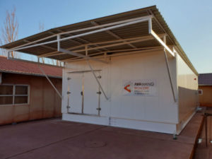 Assmang opts for mobile data centre with Datacentrix at Khumani Mine