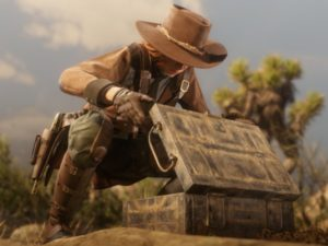 The Collector Role in Red Dead Online. Image sourced from Rockstar Games.
