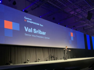 Gartner IT Symposium Xpo 2019-The next 50 years starts right here today