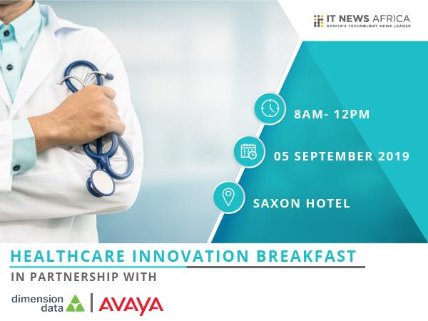 Healthcare Innovation Summit Breakfast 2019 set for Johannesburg