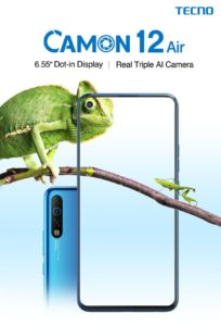 TECNO unveils affordable smartphones with Dot-in Display