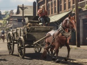 The Trader Role in Red Dead Online. Image sourced from Rockstar Games.