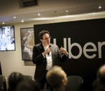 Uber's summit unpacks technology and the future of work