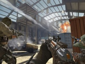 In-game screenshot of Call of Duty: Mobile. Image sourced from Call of Duty: Mobile.