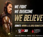 2K Games announces partnership with the Leukemia & Lymphoma Society