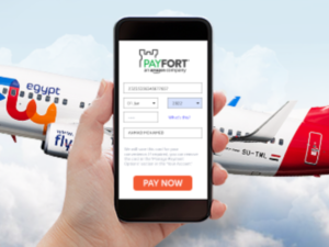 flyEgypt selects PAYFORT as its Payment Provider