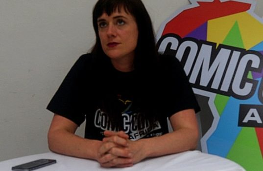 Clair Wright, Marketing Manager, Comic-Con Africa at Reed Exhibitions