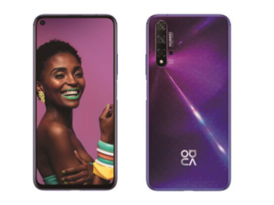 South Africa gears up for the Huawei nova 5T
