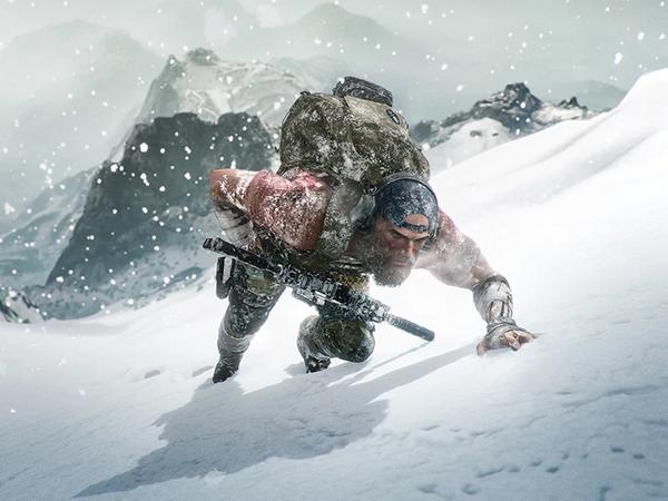 Tom Clancy's ghost recon break point gameplay