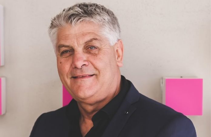 Hein Witte, Specialised Sales Executive for Telecommunication Services at T-Systems South Africa.