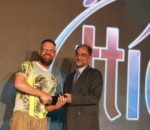 Roman Handt took home the Director General Award for Overall Excellence.