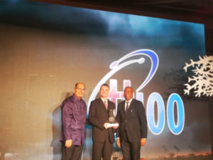 The 2019 tt100 Business Awards took place at the Country Club in Johannesburg.