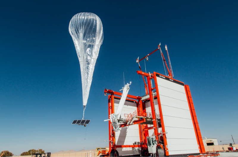 Google and Telkom Launch Balloon-Powered Internet Service in Kenya | IT News Africa - Up to date technology news, IT news, Digital news, Telecom news, Mobile news, Gadgets news, Analysis and Reports